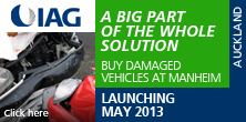 Buy Damaged Vehicles at Manheim