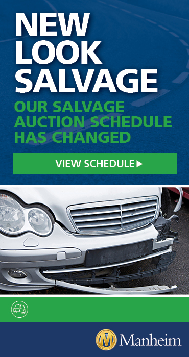 new salvage schedule