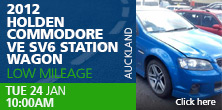 2012 Holden Commodore S/W